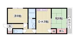 メゾン前田 502の間取