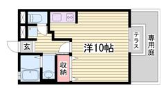 駅徒歩スグ♪大手ハウスメーカー施工で安心入居! 102の間取