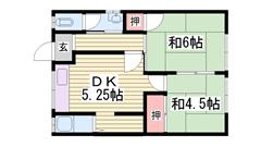 倉庫付きの平屋です♪周辺に商業施設多数あり! 1の間取