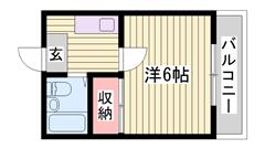 人気のエリア☆ 単身さんにおすすめ物件です!! 近くにお店が多い地域ですよ♪♪ 101の間取