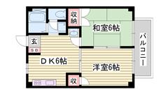 室内洗濯機置場ですよ♪大手ハウスメーカー施工で安心入居! 105の間取
