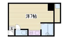 リフォーム済みの物件です♪閑静な住宅街ですよ☆ 305の間取