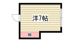 シェアハウス姫路元町 2-Cの間取
