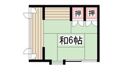 シェアハウス姫路元町 4-Aの間取