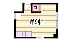 シェアハウス姫路元町 403の間取