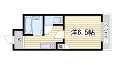家賃にご注目♪初期費用10万円以下でご契約可能です! 301の間取