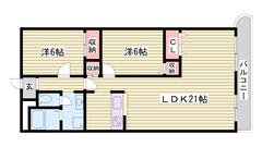 イトーヨーカドー近く 駅まで徒歩圏内 ペット飼育OK☆ 305の間取