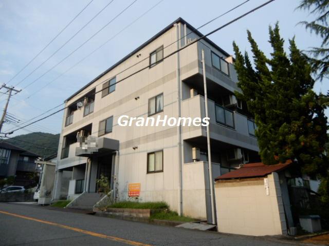 物件番号: 1115188181  姫路市白国4丁目 1K マンション 外観画像