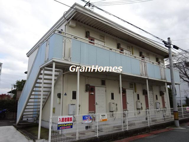 物件番号: 1115163219  姫路市城北新町2丁目 1K ハイツ 外観画像