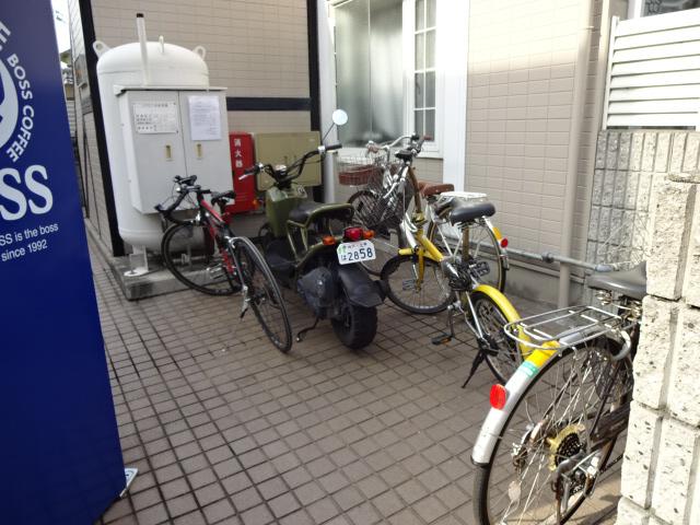 物件番号: 1115120803  姫路市西八代町 1K ハイツ 画像10