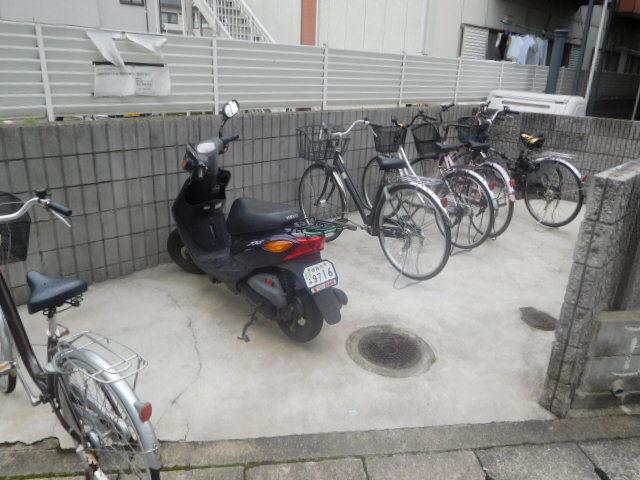 物件番号: 1115171617  姫路市西中島 1K ハイツ 画像10