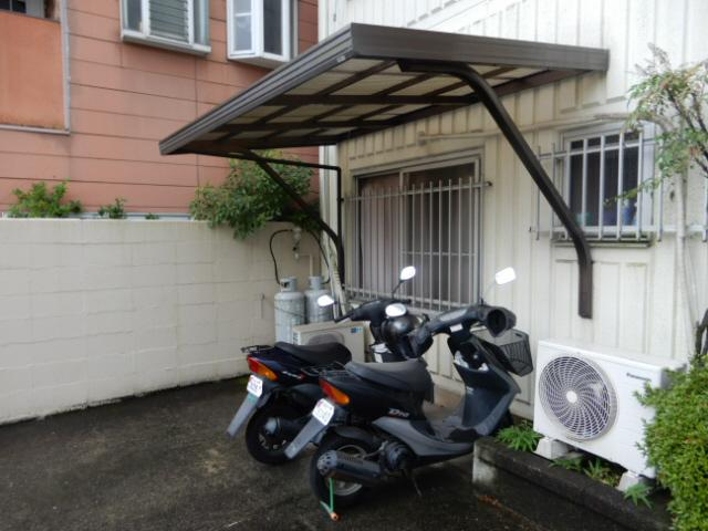 物件番号: 1115140357  姫路市西庄 1LDK マンション 画像8