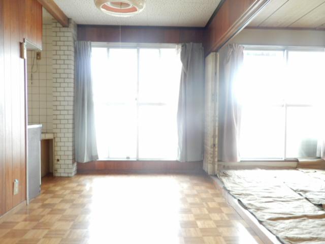 物件番号: 1115140357  姫路市西庄 1LDK マンション 画像1