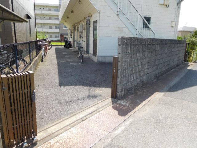 物件番号: 1115182069  姫路市飾磨区今在家 1K ハイツ 画像6