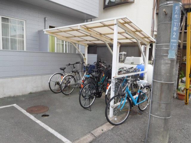 物件番号: 1115151682  姫路市北八代1丁目 1K ハイツ 画像8