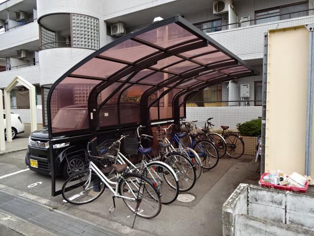 物件番号: 1115187428  姫路市北条梅原町 1K マンション 画像10