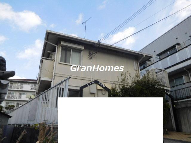 物件番号: 1115162668  姫路市北平野4丁目 1K ハイツ 画像19
