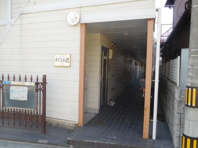 物件番号: 1115163944  姫路市八代東光寺町 1K アパート 画像6
