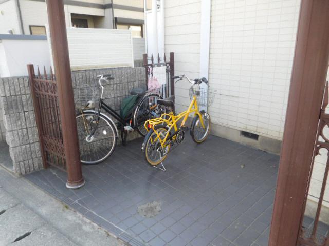 物件番号: 1115163944  姫路市八代東光寺町 1K アパート 画像8
