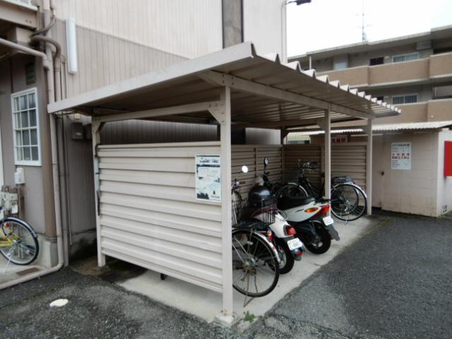 物件番号: 1115165637  姫路市砥堀 1K ハイツ 画像10
