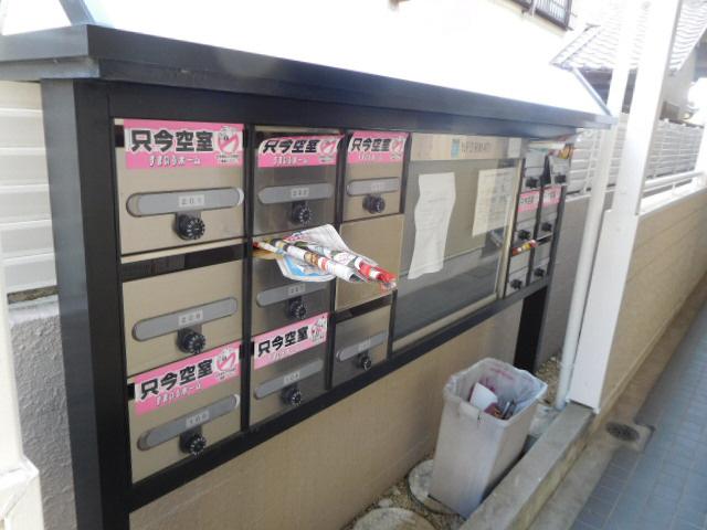 物件番号: 1115186961  姫路市野里新町 1K ハイツ 画像10