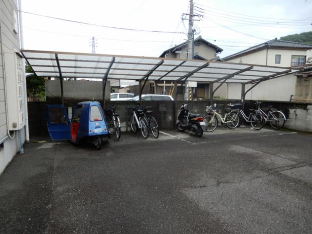 物件番号: 1115184813  姫路市青山4丁目 1K ハイツ 画像8