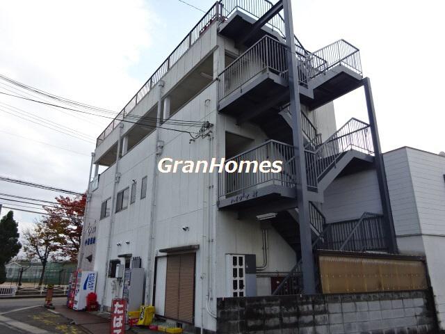 物件番号: 1115124627  姫路市北平野南の町 1K マンション 外観画像