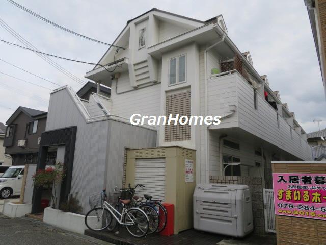 物件番号: 1115160916  姫路市城北新町1丁目 1K ハイツ 外観画像