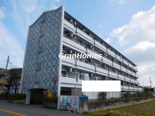 物件番号: 1115163212  姫路市北平野1丁目 1R マンション 外観画像