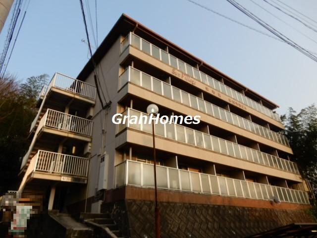 物件番号: 1115181295  姫路市北平野4丁目 1R マンション 外観画像