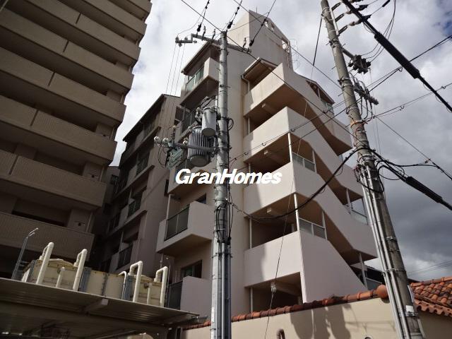 物件番号: 1115161682  姫路市龍野町3丁目 1K マンション 外観画像