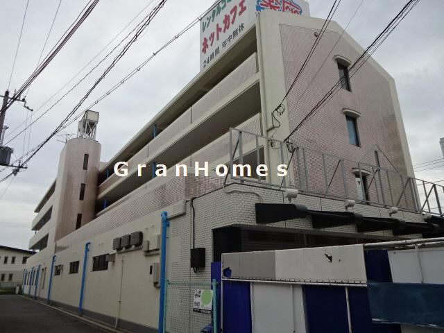物件番号: 1115169924  加古川市平岡町新在家 1R マンション 外観画像