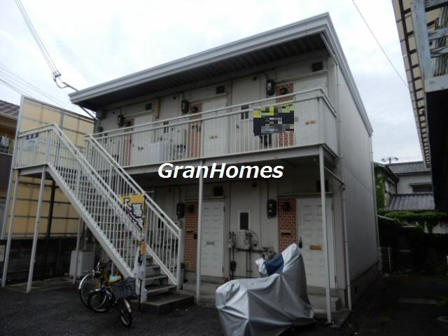 物件番号: 1115169732  姫路市土山2丁目 1K ハイツ 外観画像