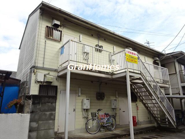 物件番号: 1115171669  姫路市坊主町 1K ハイツ 外観画像