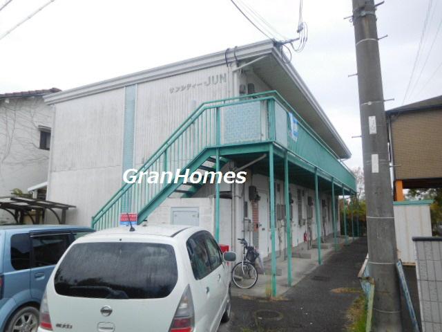物件番号: 1115164065  姫路市保城 1R アパート 外観画像