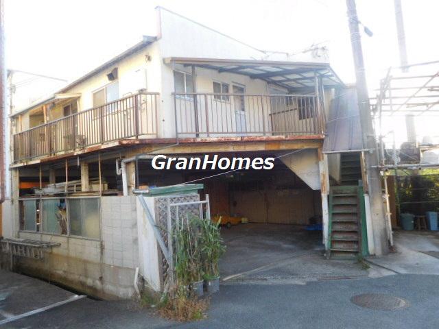 物件番号: 1115164411  姫路市新在家本町2丁目 1DK ハイツ 外観画像