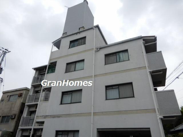 物件番号: 1115183754  姫路市新在家中の町 1R マンション 外観画像
