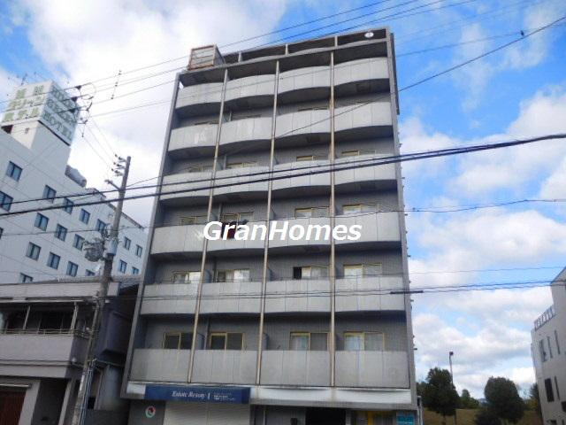 姫路駅徒歩10分☆オートロック・システムキッチン付(^O^) 602の外観