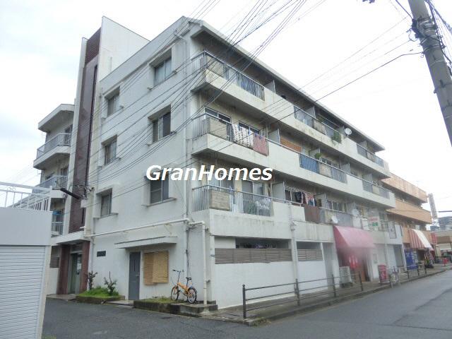 物件番号: 1115144481  姫路市広峰2丁目 2DK マンション 外観画像