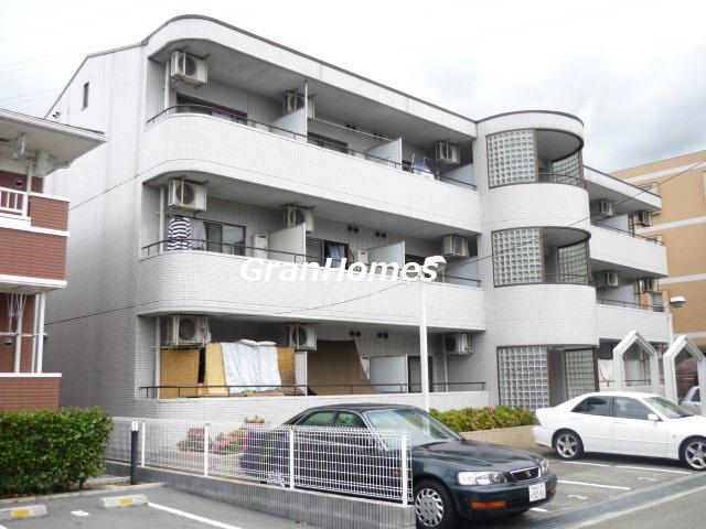 物件番号: 1115170025  姫路市北条梅原町 1K マンション 外観画像